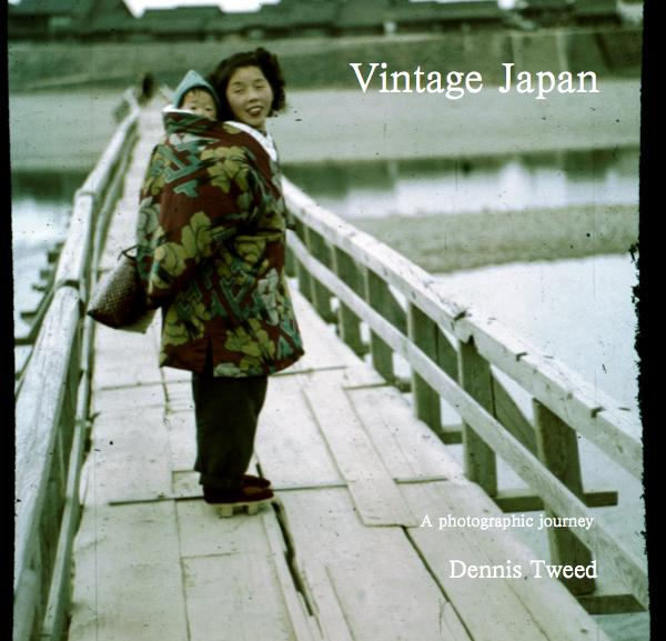 View Vintage Japan by Dennis Tweed