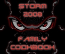 2008 Storm Family Cookbook - Cooking photo book
