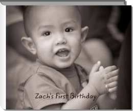 View Zach's First Birthday by © DeVera Concepts