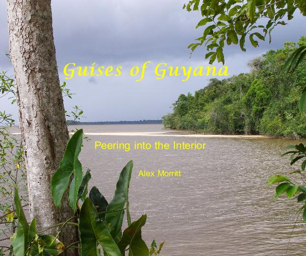 Click to preview Guises of Guyana photo book
