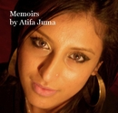 Memoirs by Atifa Juma - Poetry photo book