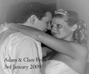 The Wedding Of Adam & Clare Price, as listed under Wedding