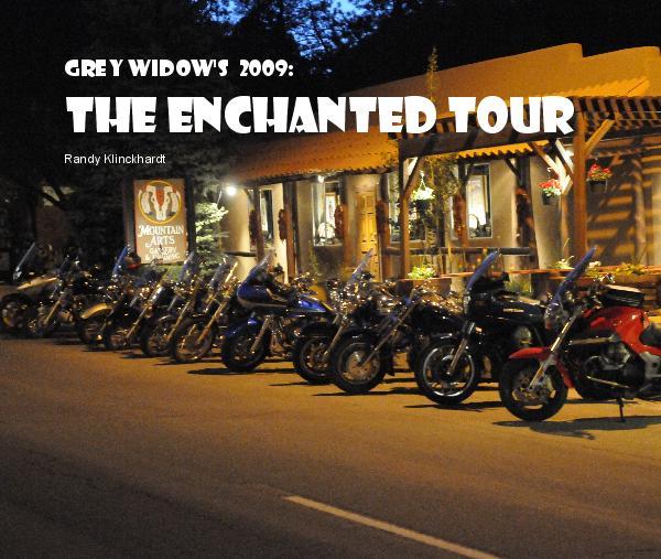 View Grey Widow's 2009: The Enchanted Tour by Randy Klinckhardt