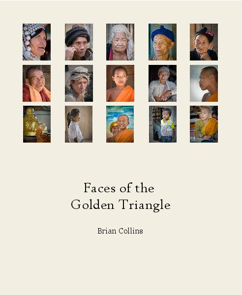 View Faces of the Golden Triangle by Brian Collins