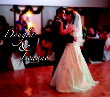 View Douglas and Leanne's Wedding (Hardcover) by Kevin Sheeky
