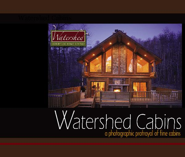 View Watershed Cabins by Tim Goodwin