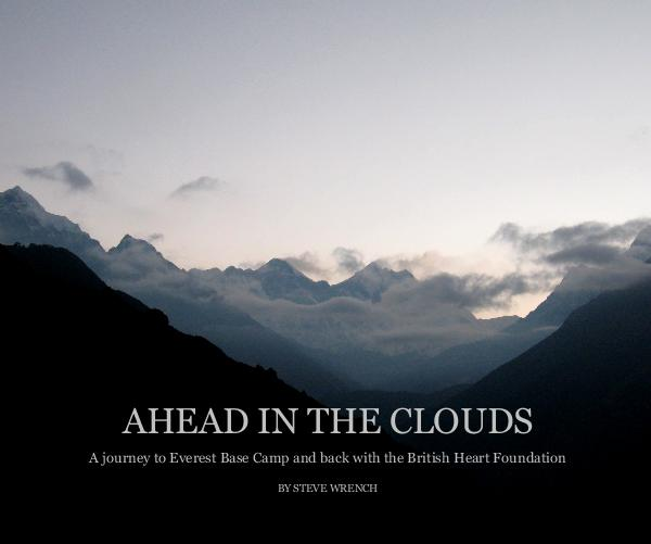 View AHEAD IN THE CLOUDS by STEVE WRENCH