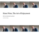 Hans Prins, The Art of Enjoyment - History photo book