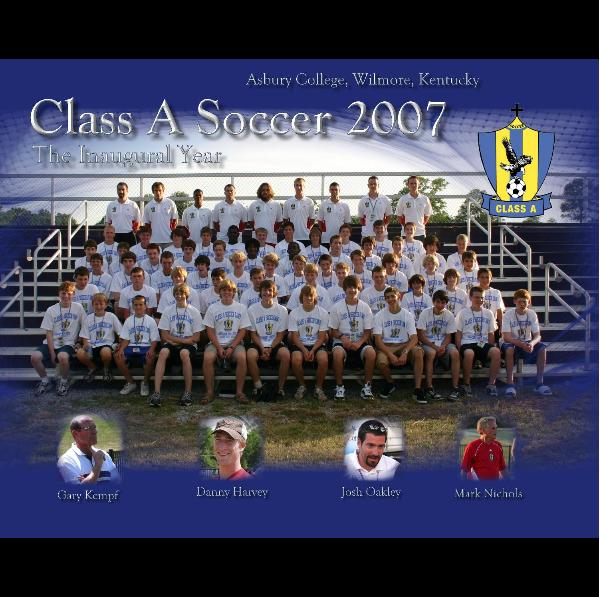 View Class A Soccer Camp 2007... by Mark Wohlander