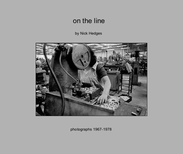 View on the line by Nick Hedges