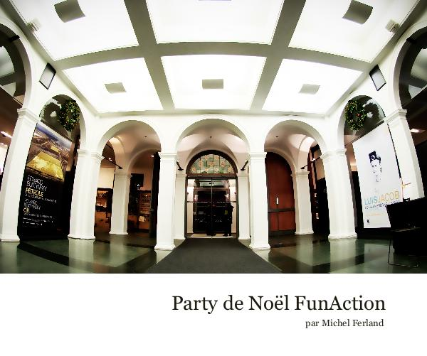 Click to preview Party de Noël FunAction photo book