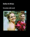 Esther & Brian - photo book