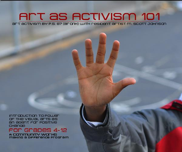 View Art as Activism 101 by stone1906
