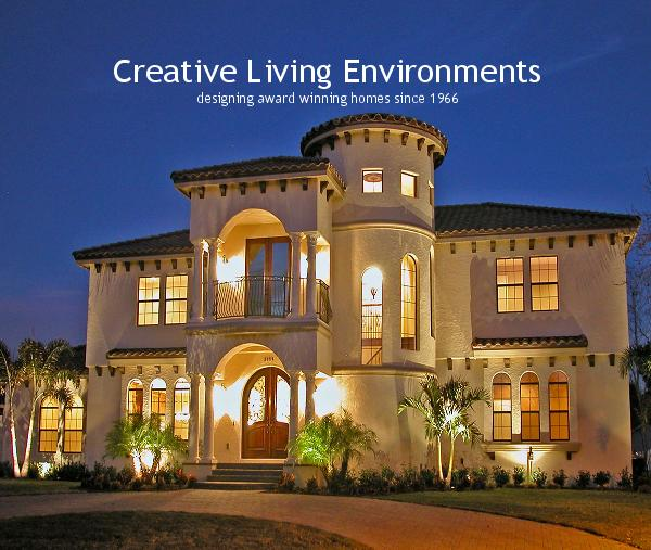 Award Winning Log Home Builders: Creative Living Environments Designing Award Winning Homes