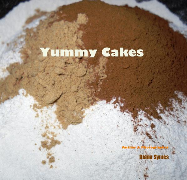 Click to preview Yummy Cakes photo book