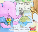 Penelope The Elephant 2012 version - Children photo book