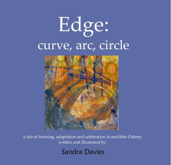 View Edge: curve, arc, circle by Sandra Davies