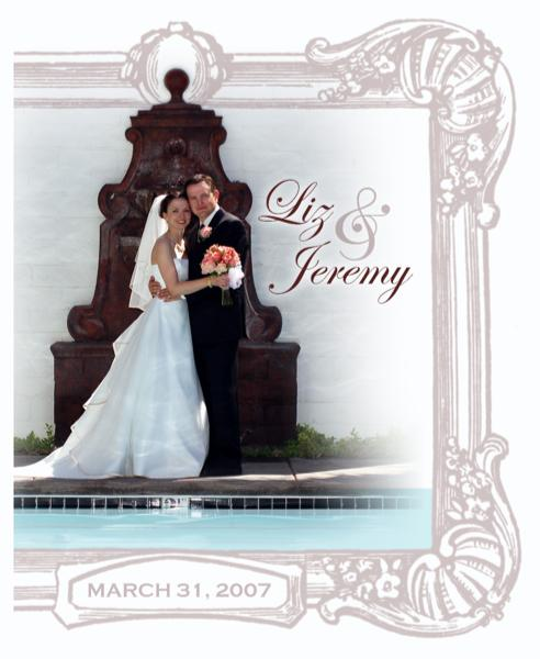Click to preview Liz & Jeremy photo book