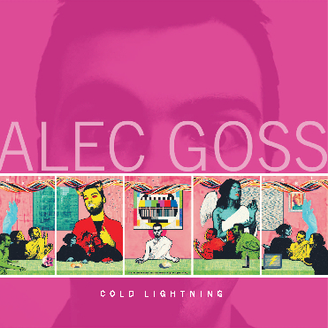 View Alec Goss, Cold Lightning by Alec Goss