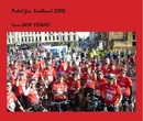 Pedal for Scotland 2006 - Arts & Photography photo book