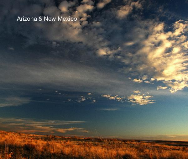 Click to preview Arizona & New Mexico photo book