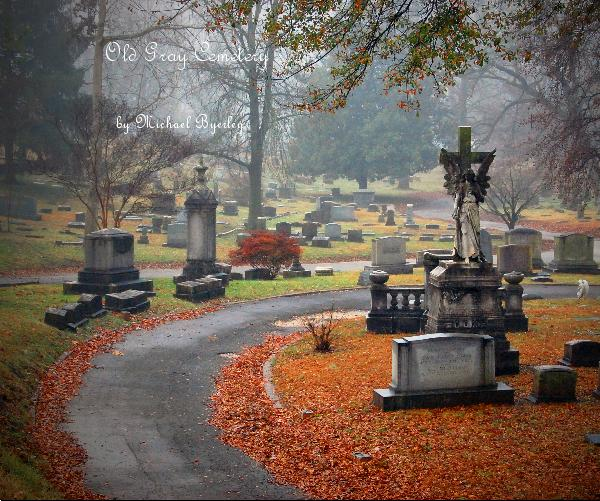 View Old Gray Cemetery by Michael Byerley