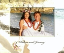 Dawn & Jeremy - Wedding photo book