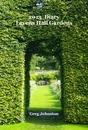 2013 Diary Levens Hall Gardens - Travel pocket and trade book