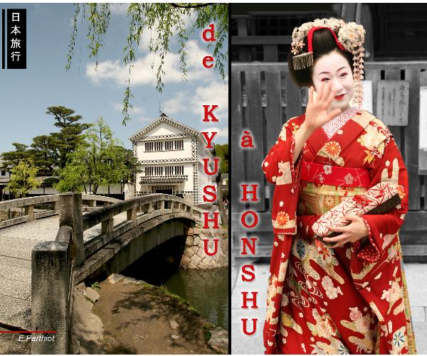 Haga clic para obtener una vista previa de kyushu à honshu libro de fotografías