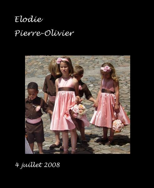 View Elodie Pierre-Olivier by 4 juillet 2008