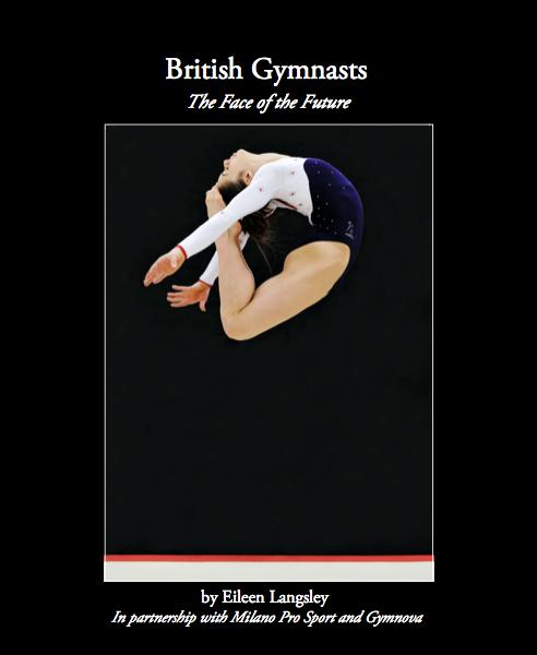 Click to preview British Gymnasts photo book