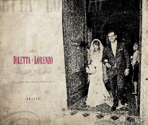 Click to preview Diletta e Lorenzo photo book