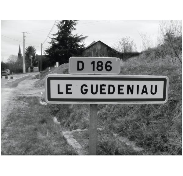 View Le Guedeniau by Terry Cripps and Marion Derrien