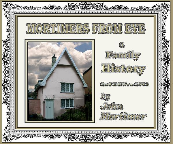 Click to preview Mortimers from Eye 2nd Edition 2011 photo book