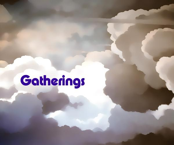 View Gatherings by Patrick Kelly