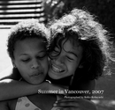 Summer in Vancouver - Children photo book