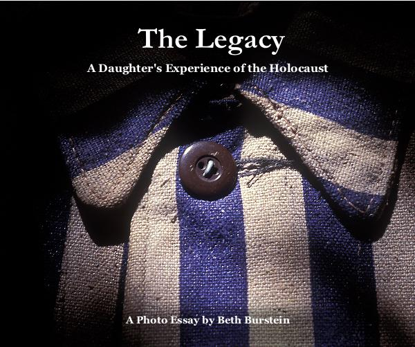 View The Legacy: A Daughter's Experience of the Holocaust - hardcover by Beth Burstein