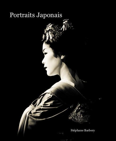 Click to preview Portraits Japonais photo book