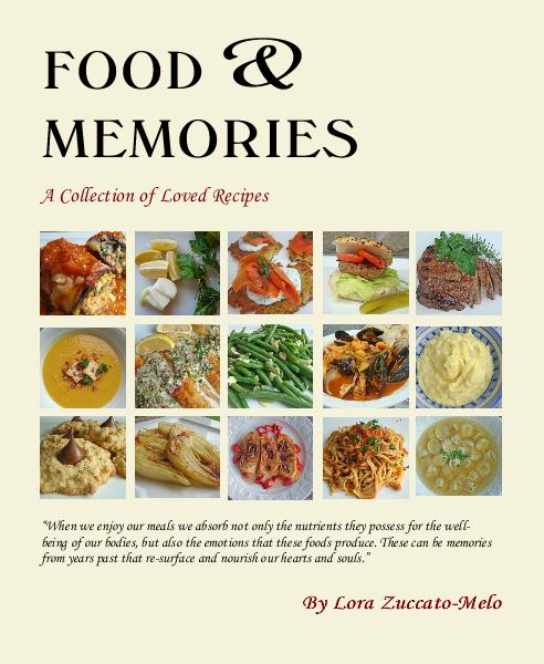 Click to preview FOOD & MEMORIES photo book