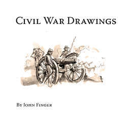 Click to zoom Civil War Drawings photo book cover