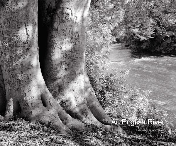 Click to preview An English River Photographs by Andy Biggs photo book