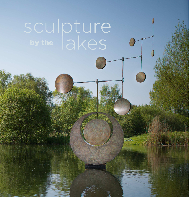 View Sculpture by the Lakes by Simon Gudgeon