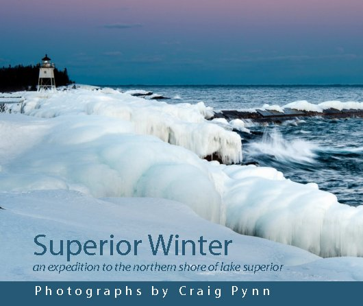 Click to preview Superior Winter photo book