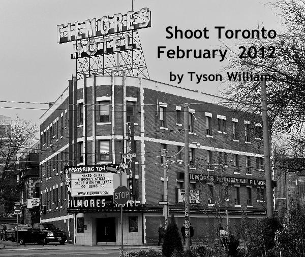 Shoot Toronto February 2012