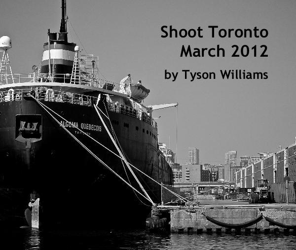 Shoot Toronto March 2012