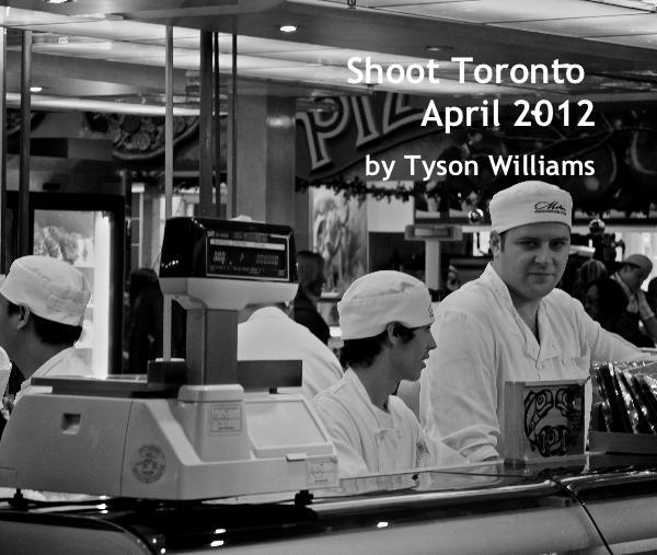 Shoot Toronto April 2012