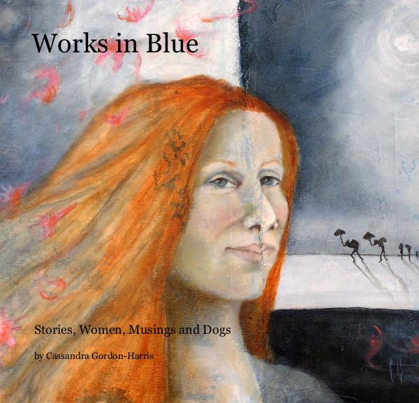 Ver Works in Blue por Cassandra Gordon-Harris