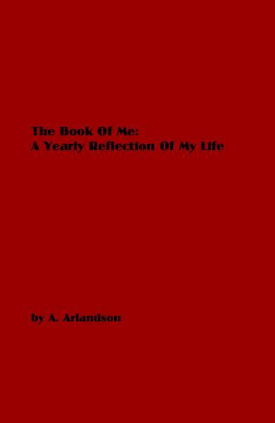 Click to preview The Book Of Me: A Yearly Reflection Of My Life pocket and trade book