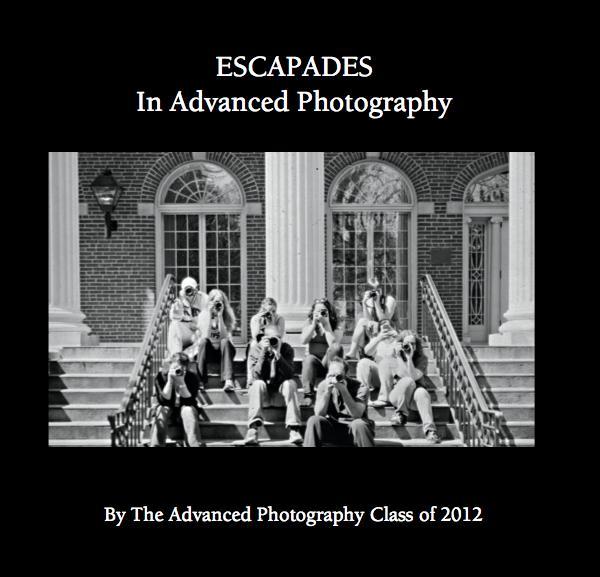 Click to preview ESCAPADES In Advanced Photography photo book