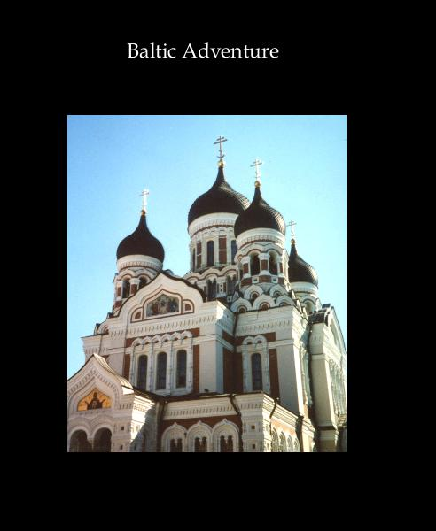 Click to preview 2003 Baltic Adventure photo book